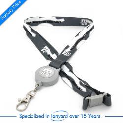 Personalizado de alta calidad de impresión Offset de Yo-Yo Cordón diseños cadena