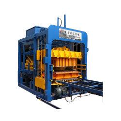 A lista de preços do QT10-15 Concreto Automática Pavimentadora de cimento Intertravar tijolo oco tornar a máquina para fazer blocos