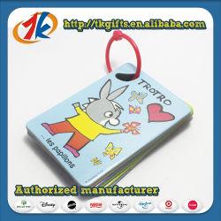 動物の記憶カードの教育フラッシュカード子供のためのおもちゃ