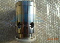 La pression du réservoir de vide sanitaire les clapets de décharge de l'acier inoxydable