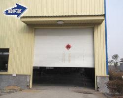 تشينغداو Clear span مخزن مصنع مسبقا للحديد الصلب مخزن المباني