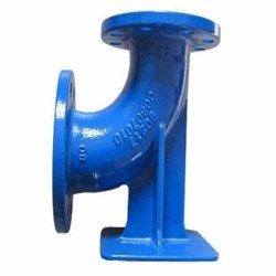 Duktile Roheisen-Wasser-Strasseventil-Krümmer-Rohrfitting-Schlaufen