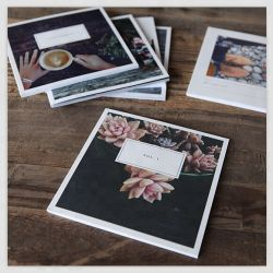 Berufsdrucken-Digital-Foto-Album, Digital-Buch-Drucken