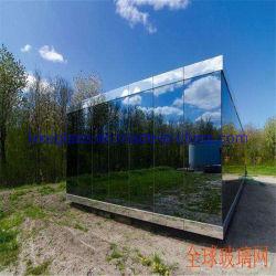 Una forma de dos vías/montaje en pared de cristal de espejo espejo del baño LED inteligente
