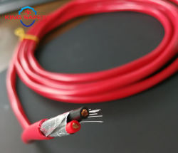 Ul-Gecertificeerde 2-Core Brandalarmkabel Voor Brandbeveiligingssysteem