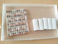 (Dissiper freckle et blanchir la peau) tétrapeptide-30 10ml /flacon de solution avec les BPF