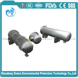 Preço direto de fábricaShell de titânio e Tubo do Resfriador de Óleopara bomba de água