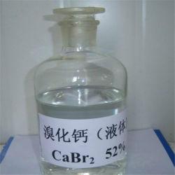 1.7ton IBC Trommel-weißes Puder-Kalziumbromid wasserfreies 96% und 52%Liquid für Erdölbohrung