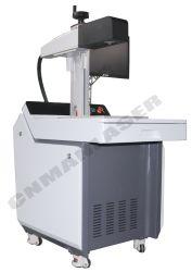 20W 30W 50W 3D Faser-Laser-Markierung/Drucken-Stich/Engraver-Maschine für Metallplastikgummischmucksache-Küchenbedarf-Edelstahl-Aluminiumlaser-Scherblock