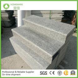 우리의 고유한 채석 천연 화강암 계단 G623/Rosa 베타