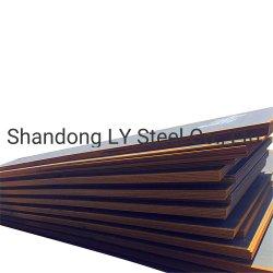Piatto d'acciaio d'acciaio delicato del piatto Q235 dello strato Ss400 del acciaio al carbonio
