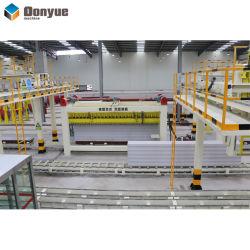 Máquina de corte de la planta de AAC, peso ligero de la máquina de bloques de concreto