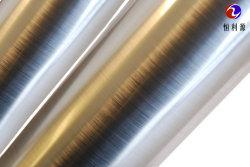 Beschichtete Laser-thermisches Übergangsdrucken-heißer stempelnder Film für Baumaterial, Küche lamellierten Bilderrahmen, WPC Türrahmen, Baseboard, MDF-Planke, UVvorstand