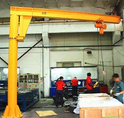 Toepassing in de industrie bz/BZD Type Pillar Mounted Jib Crane Price