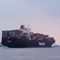Trasporto di mare, aereo da trasporto per Newyork, S.U.A.