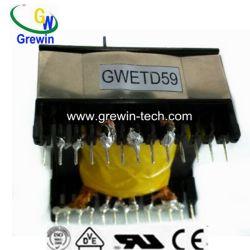 HF-isolatie hoogfrequente transformator-microgolf