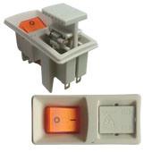 soluzione di controllo Custom Designed 2in1, interruttore di potere più i portafusibili