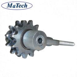 China-Gießerei-Leistungs-kundenspezifischer Form-Stahl-Metallregal-Halter