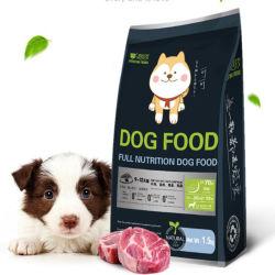 Hundenahrungsmittelwelpen Haustier-Zubehör der große Hundeim universellen natürlichen Korn-GoldMaosamoyed-Seiten-Viehwirtschaft-1.5kg20kg