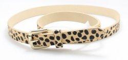 Мода стиль для леди Leopard ремень печати Ky6342