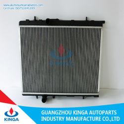 Radiador automático de alta calidad utilizada para Peugeot 206'01-Mt el sistema de refrigeración