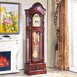 Keus van de Kwaliteit van de Klok van het Staand horloge van de Slinger van de Klok van de Vloer van het klokkengelui de Antieke Grote