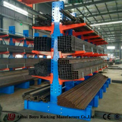 Hot Sale Garage Heavy Duty Racks de stockage en cantilever de Métal industriel