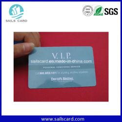 Descuento de impresión CMYK/Regalo Membresía/proveedores de tarjetas de plástico