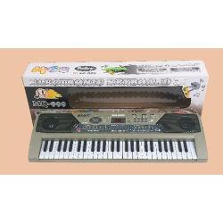 Het hete Muzikale Elektrische Orgaan van het Instrument