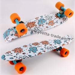 Skateboard avec l'eau d'impression (YVP-2206-5)
