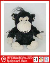 La cama caliente mono de peluche juguete con bolsa de trigo de lavanda