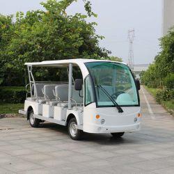 Les fabricants de gros blanc Visite voiture électrique de 14 places (DN-14)