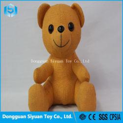 Het concurrerende Stuk speelgoed van de Teddybeer van het Linnen van de Prijs Pluche Gevulde voor Verkoop