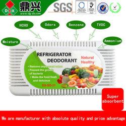 Carbón activado Carbón de bambú reutilizable nevera desodorante desodorantes