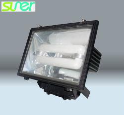 屋外用電気スタンド低周波誘導フラッド照明 IP65 200W 5000K