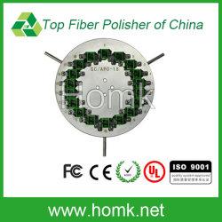 Pulido de fibra óptica calibre (SC APC8000)