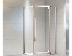 8mm vidrios templados de la Puerta de ducha giratorio 900*900