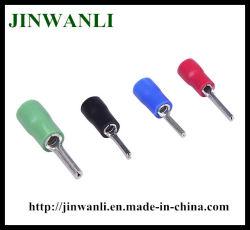 Ptv Pin-Shaped Pre-Insulating la borne de fil de cuivre