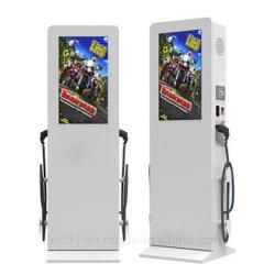 Dedi 43pulgadas Full HD al aire libre de publicidad táctil LCD de pantalla con el coche quiosco carga Totem