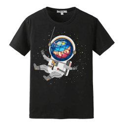 キャンディプラネットスペース電気音響活性化ミュージック T シャツ パーティープロモーションショー用 EL ライト T シャツ