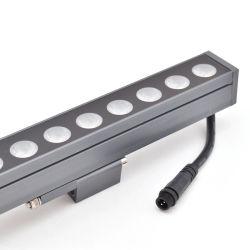 RGB 36X2w алюминиевая LED линейный профиль освещения на стену
