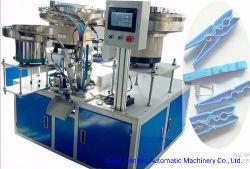 Voller automatischer Tuch-Stöpsel, der Maschine, Kleidung-Stöpsel-Montage-Maschine herstellt