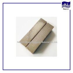 강력한 파워 영구 자석 스퀘어 블록 SmCo 자석이 높은 위치 품질