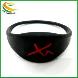 방수 남아프리카 스마트 체육관 맞춤형 Passive Elastic Locker Lock 키 13.56MHz NFC 실리콘 RFID 손목 밴드 가격 팔찌