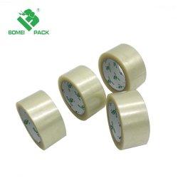 حزمة Bomei شريط لاصق التعبئة الساخنة من BOPP لكرتون التغليف