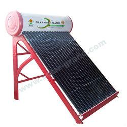 Kupferner Ring-heiße verkaufende Solarwarmwasserbereiter-Systems-Solarheizung