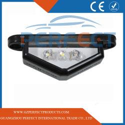 최고 밝은 공장 트럭 트레일러 자동 차 LED 번호판 빛 램프 전구