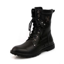 Zapatos británica de gran tamaño y el algodón Martin botas zapatos de ocio de los hombres, botas de nieve, caliente el algodón botas militares