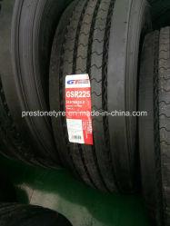Gsr225 Gt Giti bitola mais larga quilometragem longa pneus de camiões radial de direção 295/80R22.5 315/70R22.5 315/80R22.5