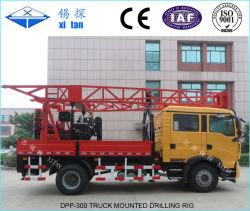 Dpp-300 vrachtwagen Opgezette Diepte van het Gat van de Installatie van de Boring van de Put van het Water 150m - 600m